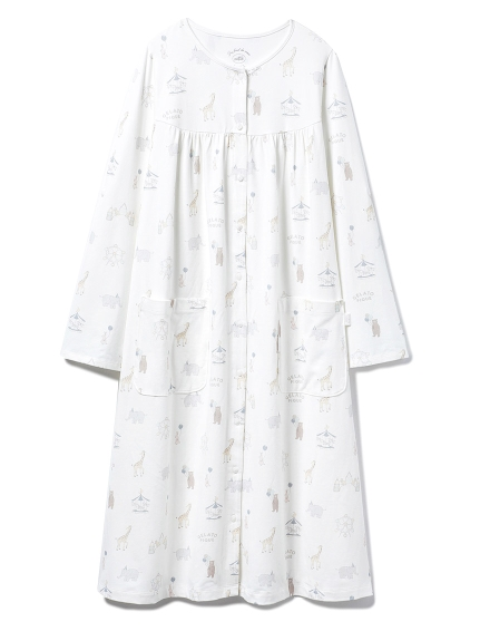 【ONLINE限定】ピケランドマタニティドレス