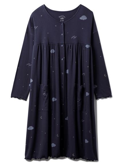 スターモチーフマタニティドレス
