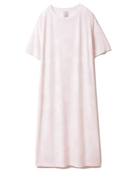 タイダイプリントドレス