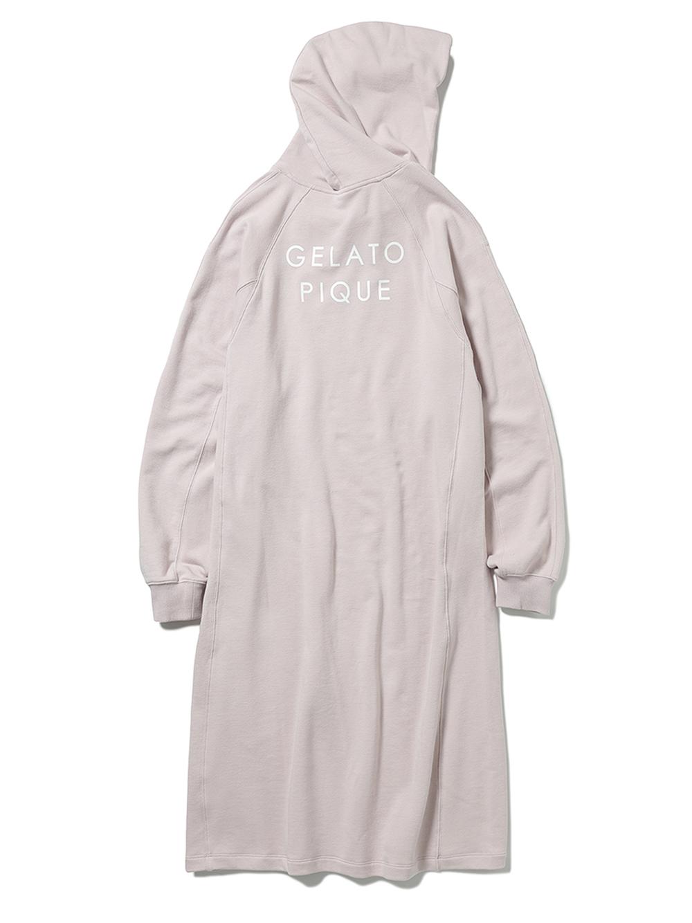 【オフィシャルオンラインストア限定】ロゴ裏毛ドレス(PNK-F)