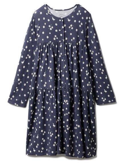 【ONLINE限定】デイジーモチーフマタニティドレス