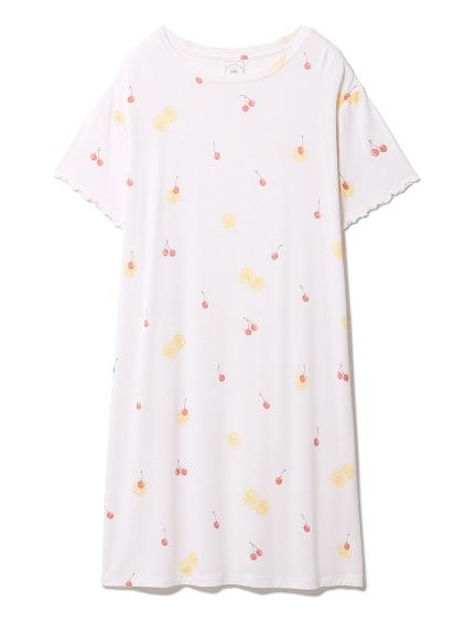 フルーツモチーフドレス