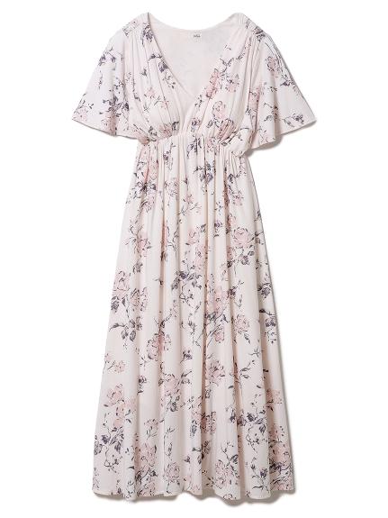 ギフトフラワーモチーフ ドレス(PNK-F)