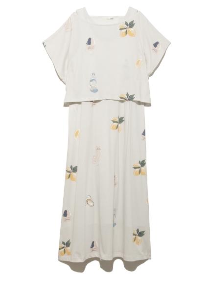 シチリアモチーフセットドレス(MNT-F)