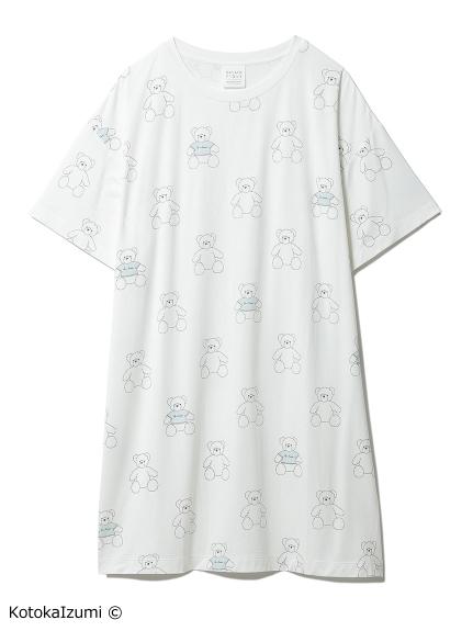 【kotoka izumi】ベアモチーフドレス(OWHT-F)