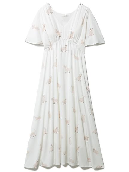 セルカークレックスモチーフドレス(OWHT-F)