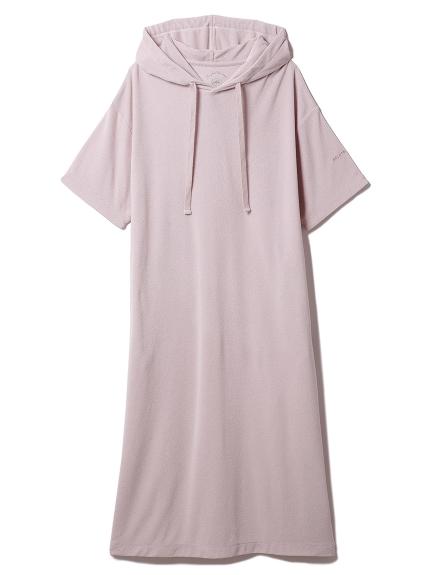 パイルフードドレス