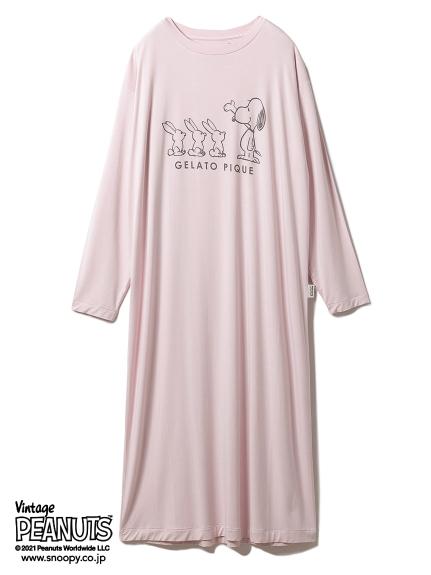 【PEANUTS】プリントドレス