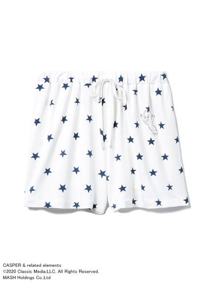 【CASPER】スターショートパンツ