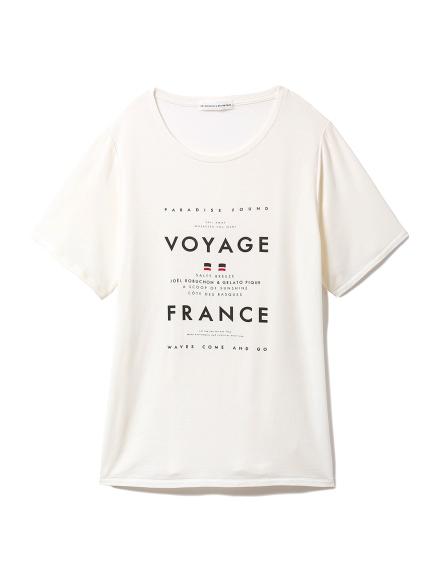 【Joel Robuchon & gelato pique】クルーズTシャツ(OWHT-F)