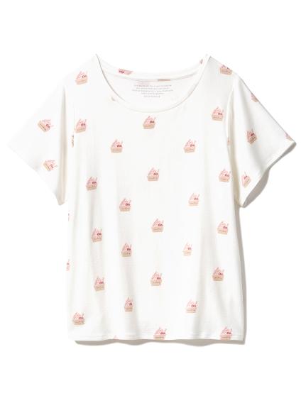 アイスモチーフTシャツ