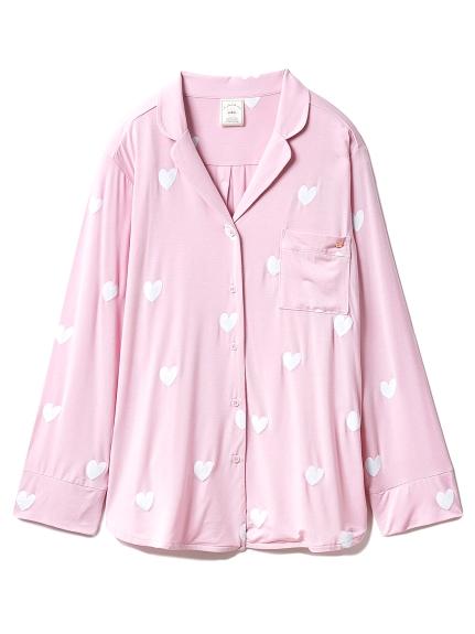 ハートシャツ(PNK-F)