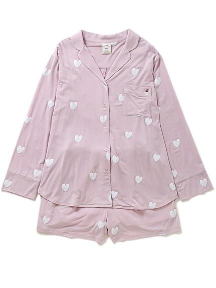 【ラッピング】ハートシャツ&ショートパンツSET