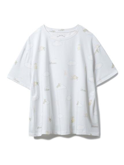 ドリームアニマルTシャツ(BLU-F)