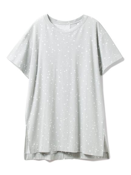 ストーンTシャツ(GRY-F)