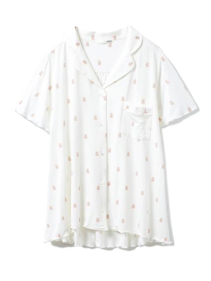 ベアモチーフシャツ(OWHT-F)
