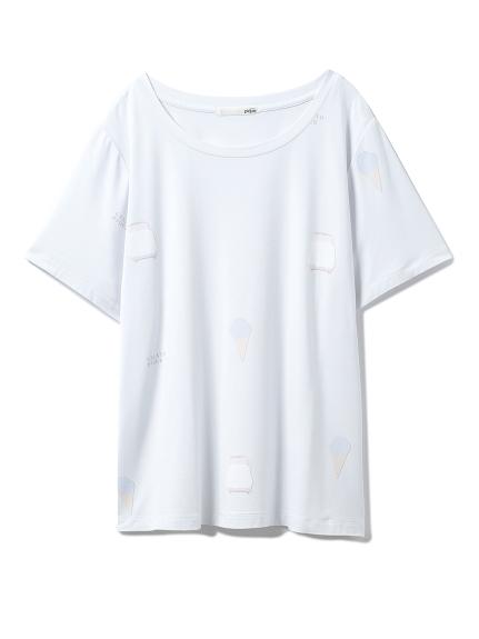 ピケメッセージカードTシャツ