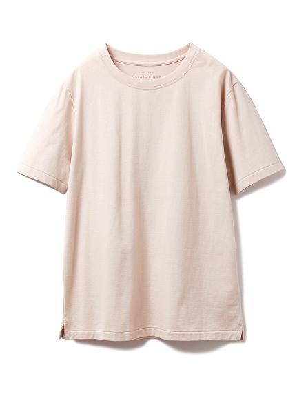 オーガニックコットンTシャツ(BEG-F)