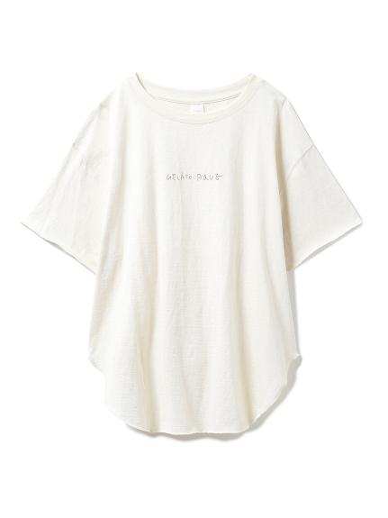 オーガニックコットンロゴTシャツ
