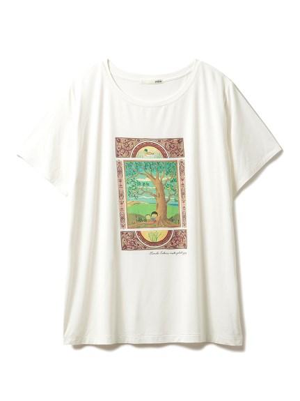 【さくらももこ】Tシャツ(OWHT-F)