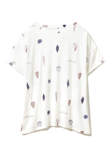 シェルモチーフTシャツ(OWHT-F)