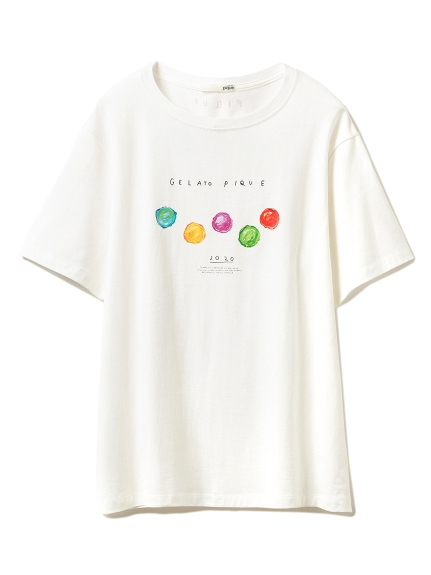 アイスモチーフTシャツ(OWHT-F)