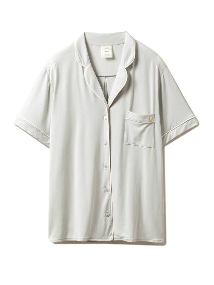 クールパイピングシャツ