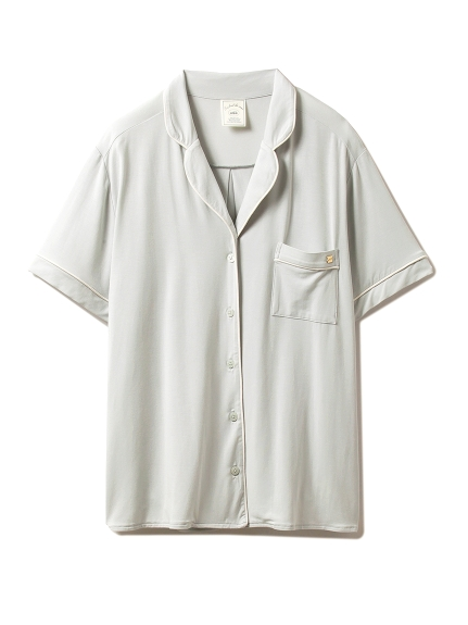 クールパイピングシャツ(MNT-F)