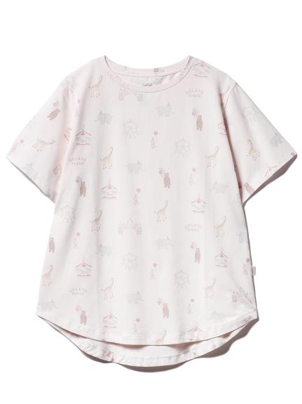 ピケランドTシャツ(PNK-F)