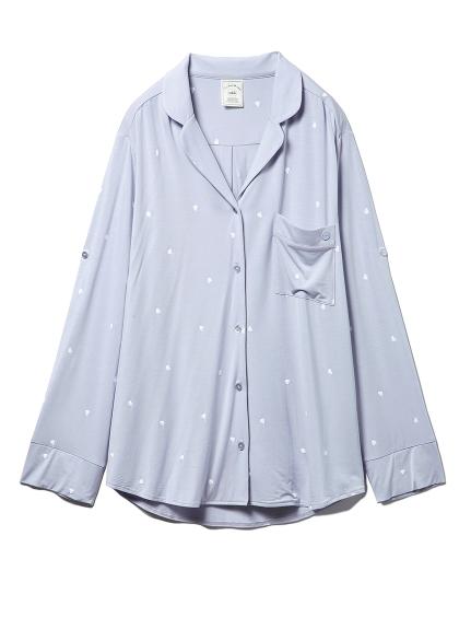 ハートシャツ(BLU-F)