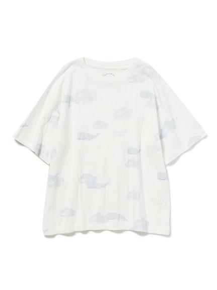 クジラモチーフTシャツ(OWHT-F)