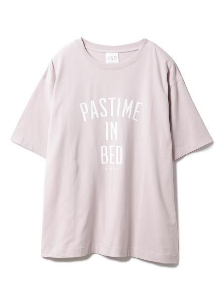 ロゴワンポイントTシャツ(PNK-F)