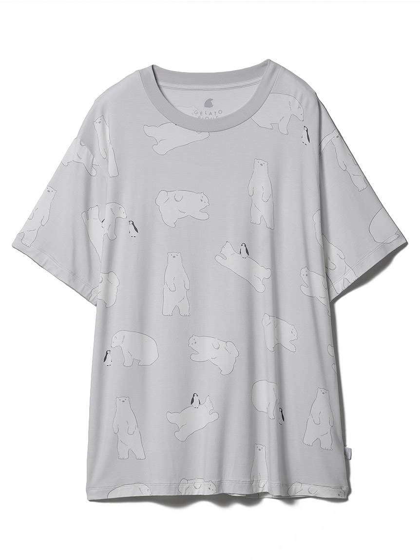 【COOL FAIR】シロクマモチーフTシャツ
