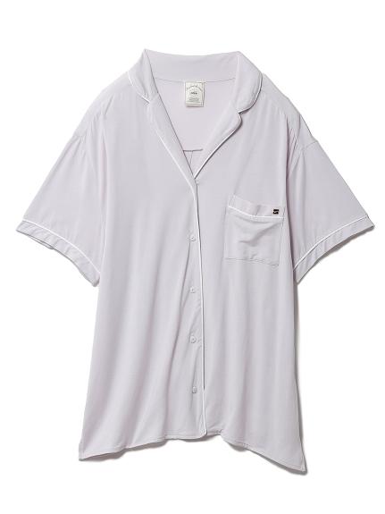 クールレーヨンシャツ(LAV-F)