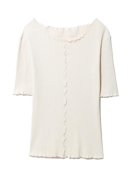 リブTシャツ(IVR-F)