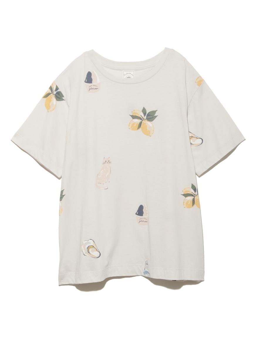 シチリアモチーフTシャツ(MNT-F)