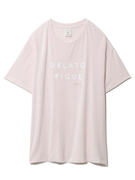 5モチーフワンポイントTシャツ(PNK-F)
