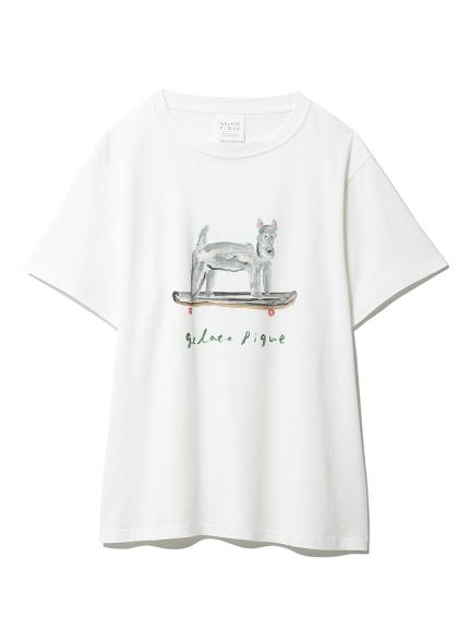 サマーモチーフTシャツ