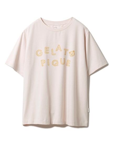 クッキーロゴTシャツ(PNK-F)