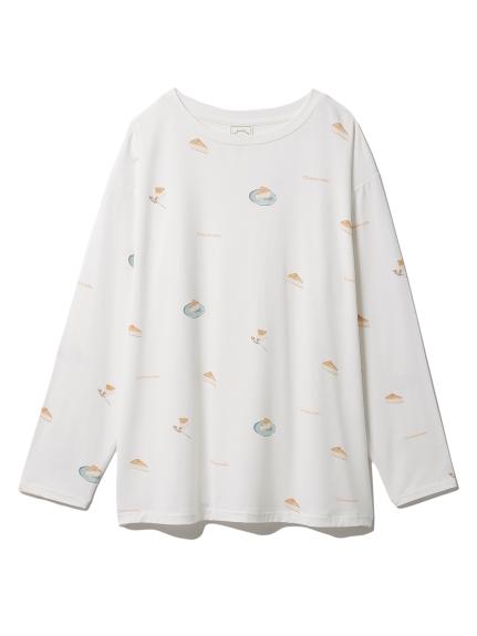 スイーツ3柄Tシャツ(OWHT-F)