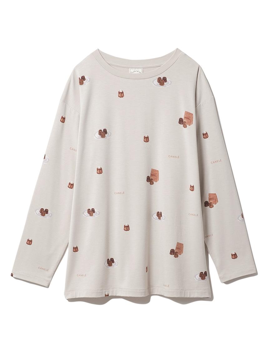 スイーツ3柄Tシャツ(BRW-F)