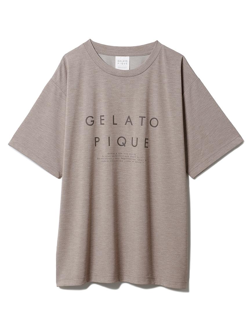冷感ロゴTシャツ(BRW-F)