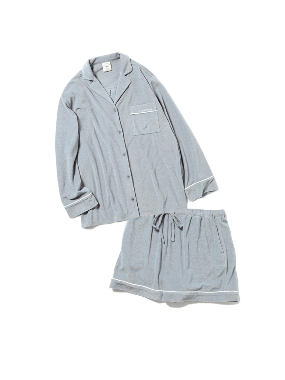 【ラッピング】パイルシャツ&ショートパンツSET