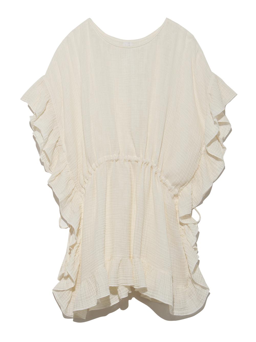 コットンガーゼチュニックドレス(OWHT-F)