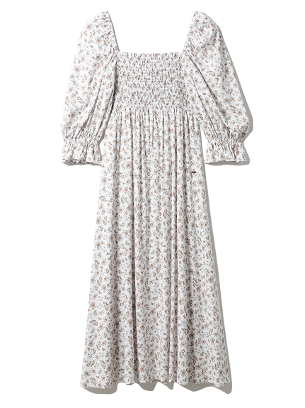 リトルフラワーロングドレス(ORG-F)