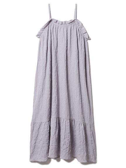 リップルキャミドレス