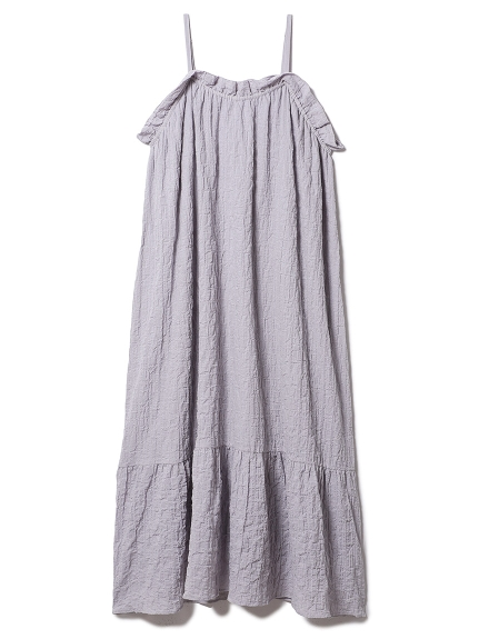 リップルキャミドレス(BLU-F)