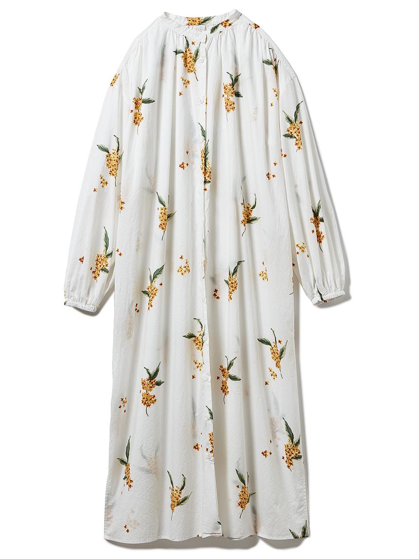 キンモクセイモチーフドレス(OWHT-F)