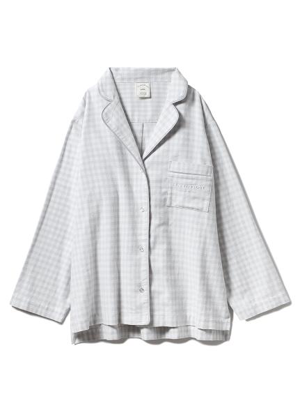 ネルチェックシャツ(MNT-F)