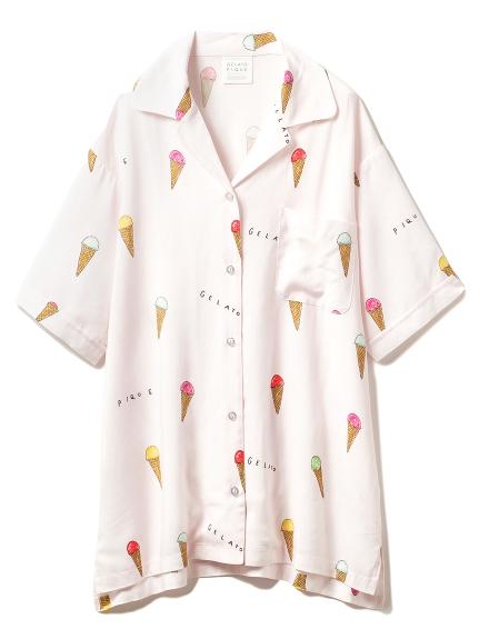 アイスモチーフシャツ
